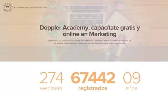 Capacitacion - Doppler Academy