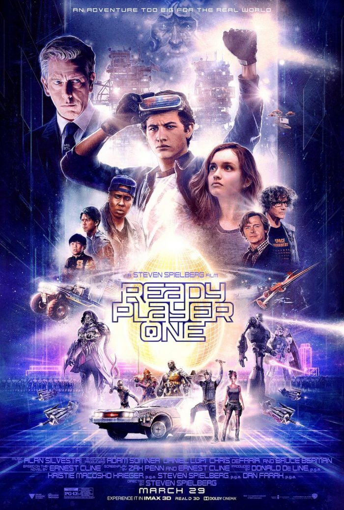Poster de Ready Player One