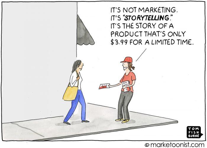 Cómo NO hacer marketing de contenidos para pequenos negocios