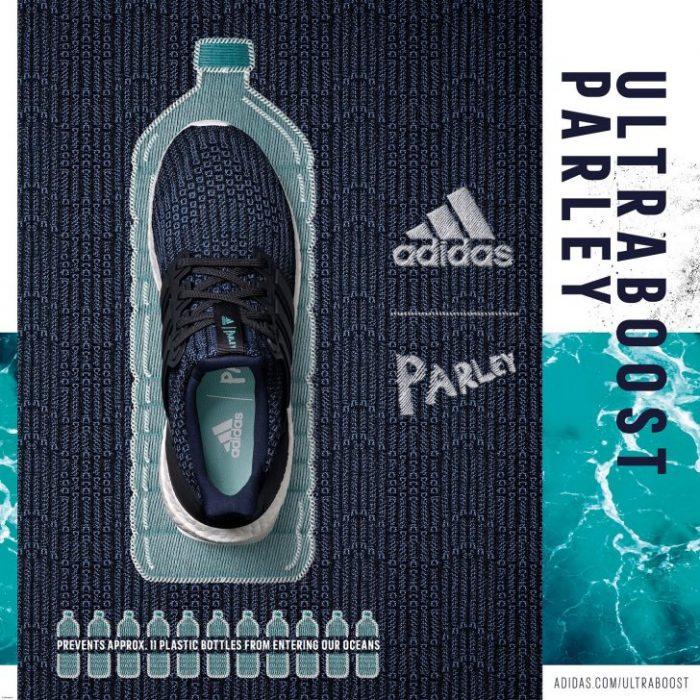 Ser una marca que inspira... Adidas Parley - luisMARAM 7a522a4cc76d5