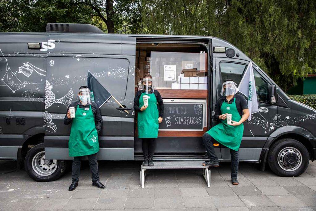 Starbucks Historias. Cómo crear reputación.